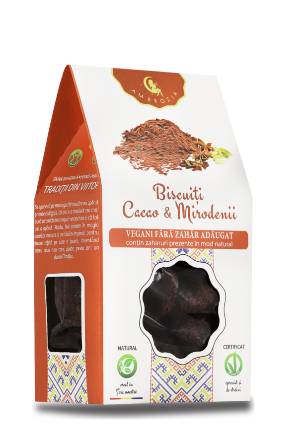 cacao si mirodenii