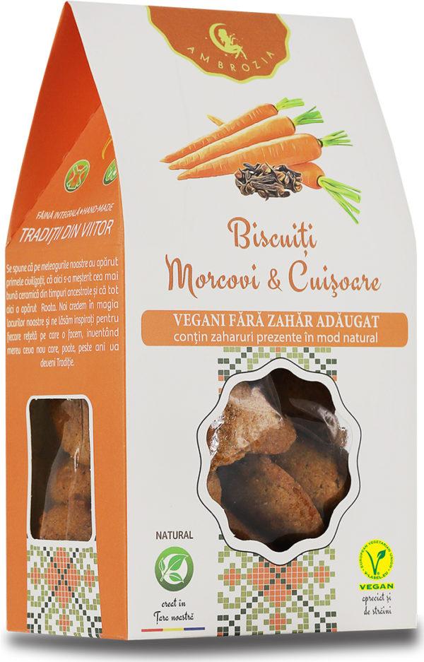 Biscuiti-Morcovi-Cuisoare